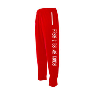 Free 2 Be Me Warm Up Pants Thumbnail
